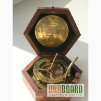 Продам компас с солнечными часами.Англия