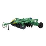 Агрегат почвообрабатывающий полуприцепной АГП-2,4-20