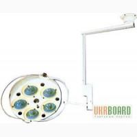 Светильник операционный бестеневой L735 пятирефлекторный потолочный