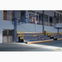 Производим спортивное оборудование и инвентарь для спортзалов, cтадионов, бассейнов
