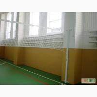 Стойки волейбольные уличные, зальные, антенны, сетки - от производителя