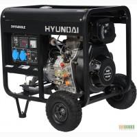 Дизельные электростанции Hyundai