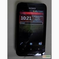 Продам телефон, Sony Xperia tipo ST21i2 Black б/у
