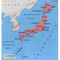 Доставка грузов из Японии в Украину под ключ