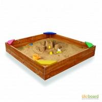 Песочница для детей, деревянные песочницы(pes 9)