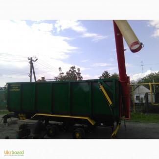 Полуприцепы тракторные самосвальные НТС-5, НТС-10, НТС-16, НТС-20