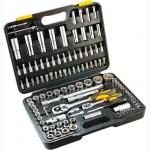 Набор шестигранных ключй и трещоток 108 элементов Topex 38D644