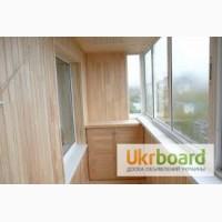 Обшивка балкона, лоджии ремонт. Вынос балконов с установкой пластиковых окон, отделка плас