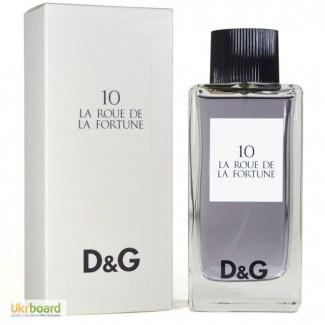 Dolce Gabbana 10 La Roue De La Fortune туалетная вода 100 ml. (Дольче Габбана 10 Ля)