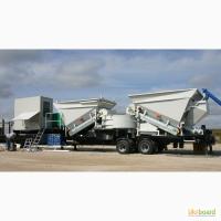 Мобильный бетонный завод SUMAB новый подход к производству бетона