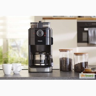 Кофеварка Philips Grind Brew Coffee maker
