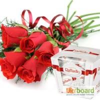 Доставка квітів та подарунків в м. Рівне