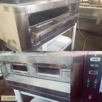 Продам газовую печь для пиццы б/у Zanussi G9/33S