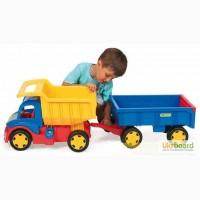 Грузовик Гигант іграшка візок, 55 60 32см, Тм Wader 65100