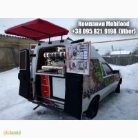 Переоборудование автомобилей под мобильную кофейню