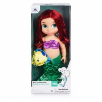 Кукла малышка русалочка Ариэль из серии Disney Animators Collection