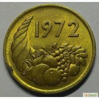 Алжир 20 сантимов 1972 год ФАО