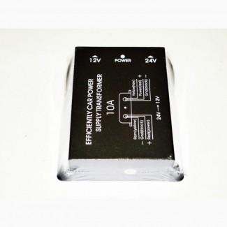 Преобразователь (инвертор) 24V-12V 10A