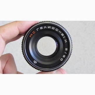 Продам объектив МС Гелиос-81Н 2/50 на Nikon.Новый