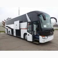 Автобус Стаханов - Луганск - Харьков - Киев вечером