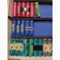 18650 li-ion аккумуляторы батареи ноутбуков