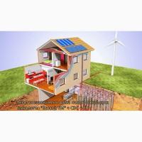 Проектирование и строительство энергоавтономных домов нового поколения