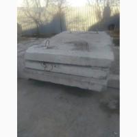 Плита дорожная новая 3000*1700 мм. 5 штук, Блок фундаментный ФБС 5, 9 шт; Ирпень