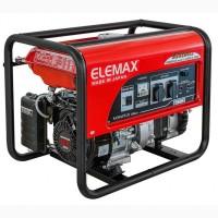 Бензиновая электростанция Elemax SH 3200 EX (Honda)