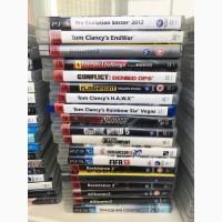 Б/у PS3 (Покупай дешевле! любая на фото 200 грн.)