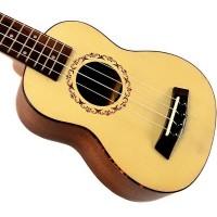 Укулеле Osten - гавайская гитара, модель 21 сопрано