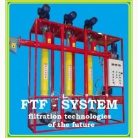 Линия переработки спиртовой барды. FTF-system