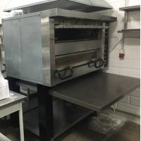 Продам б/у пицца-печь на два яруса