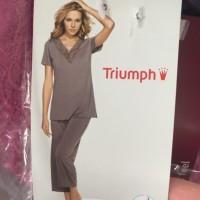 Домашняя одежда лёгкая Triumph сток оптом (Триумф халаты, пижамы, платья и ночнушки)