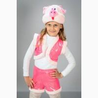Детский карнавальный костюм Поросёнка, возраст 2-6 лет-S919