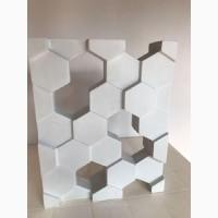Разнообразные Гипсовые 3D панели в Харькове от Престиж забор