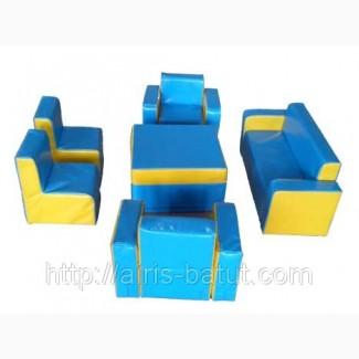 Мягкая мебель Airis для детского сада, школы. Гостинка, уголок школьника