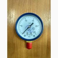 Манометры, вакуумметры, мановакуумметры деформационные показывающие МТ-2У