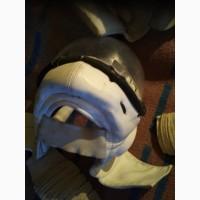 Продам 2 шлема старого образца для кудо в хорошем состоянии кожанные