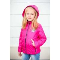 Детские демисезонные куртки - жилетки Беата девочкам 6-11 лет, цвета разные, опт и розница