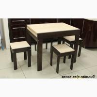 Раздвижной кухонный стол Престиж (+ видео)