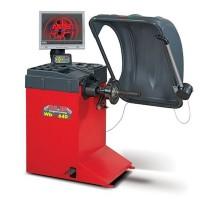 Балансировочный стенд автомат WB640