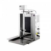 Аппарат для шаурмы Remta SD10 на 20 кг со стеклокерамикой и приводом
