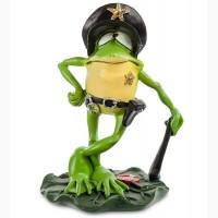 Статуэтки лягушки профессии В.Стретфорда