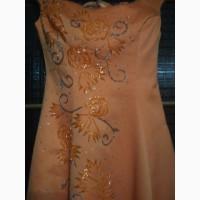 Платье красивое выпускное нарядное вечернее концертное