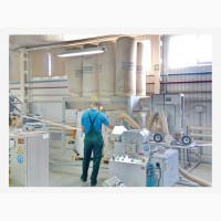 Аспирационная установка 7000 м/куб.час Аспирация ГОРЛУШКО