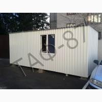 Дачный домик 6х2, 4х2, 3м, бытовка, садовый домик