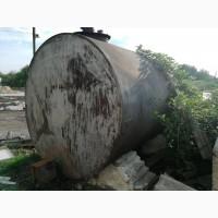 Ёмкость металлическая, резервуар, цистерна, бочка металлическая от 1 м3 до 100 м3