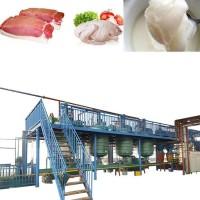Оборудование для вытопки, плавления животного жира, сала в технический, пищевой жир