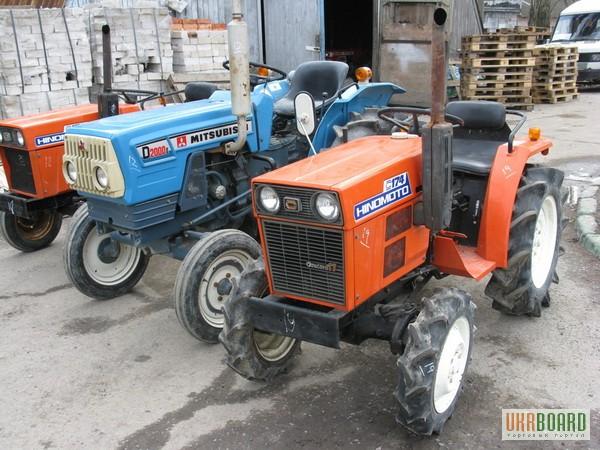 У тракторов мини тракторов из японии