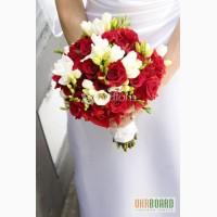 Цветы на свадьбу - Свадебный букет, бутоньерки, композиции